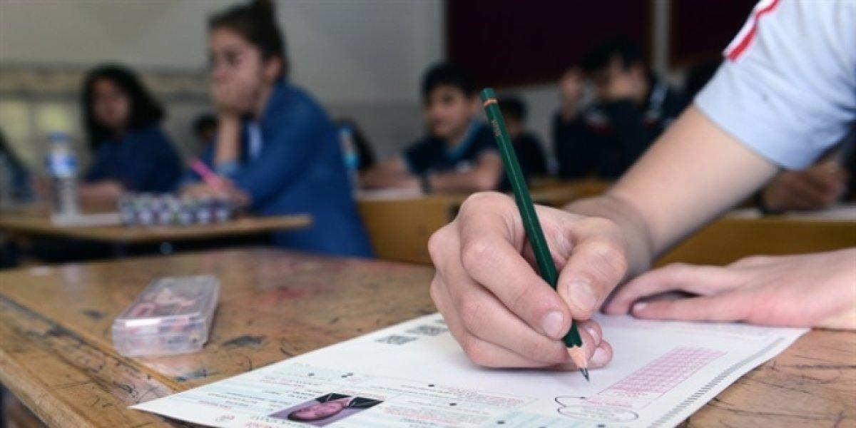 Liselere giriş merkezi sınav yerleri açıklandı