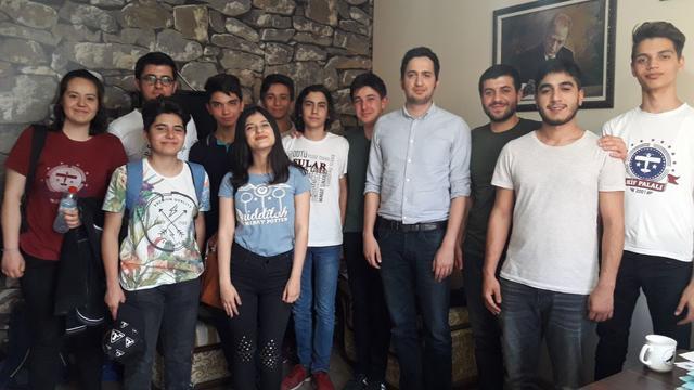 TLB Adana Genel Üye Toplantısı gerçekleşti