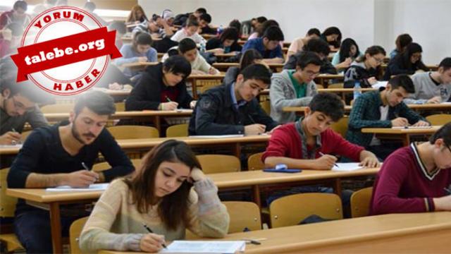 Bu sistem öğrenciyi geleceksizleştiriyor!
