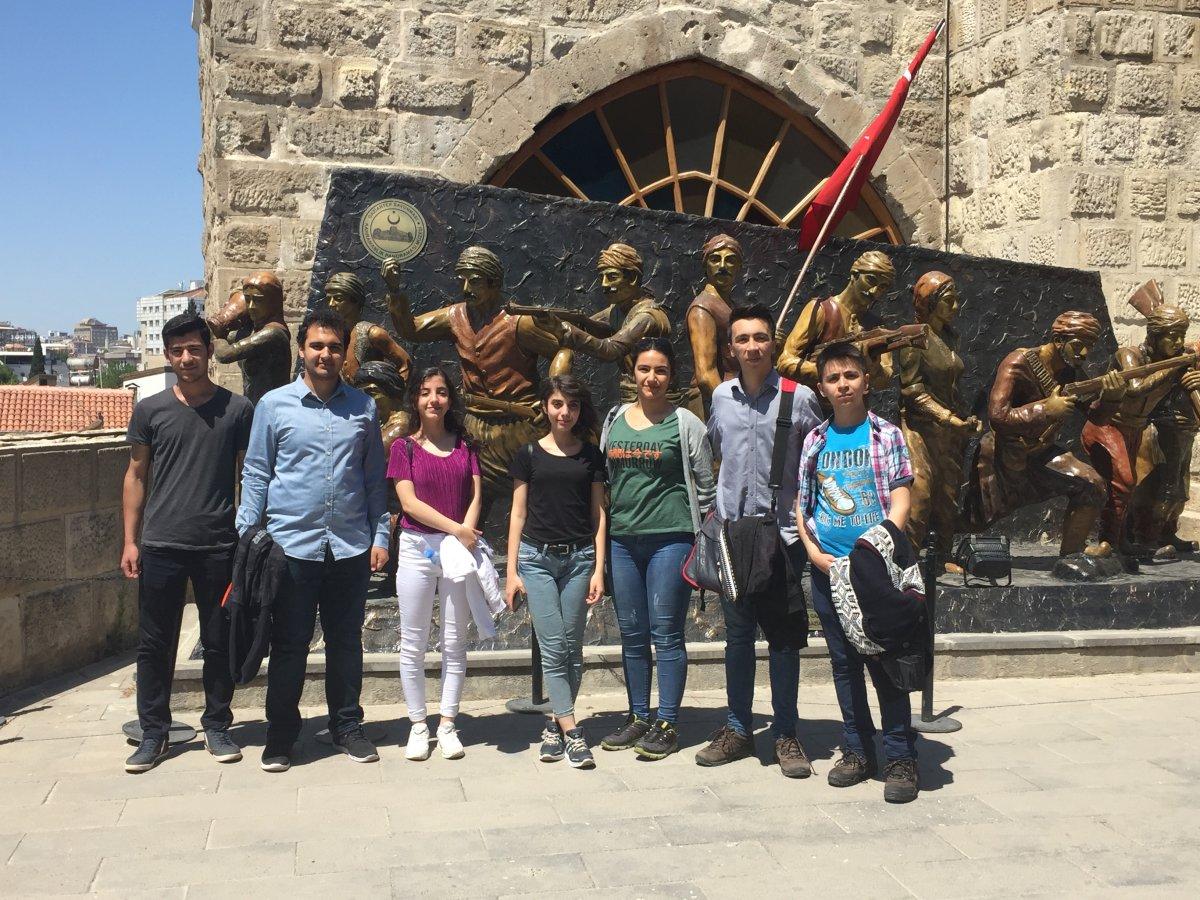 TLB Gaziantep Kahramanlık ve Panorama Müzesini ziyaret etti