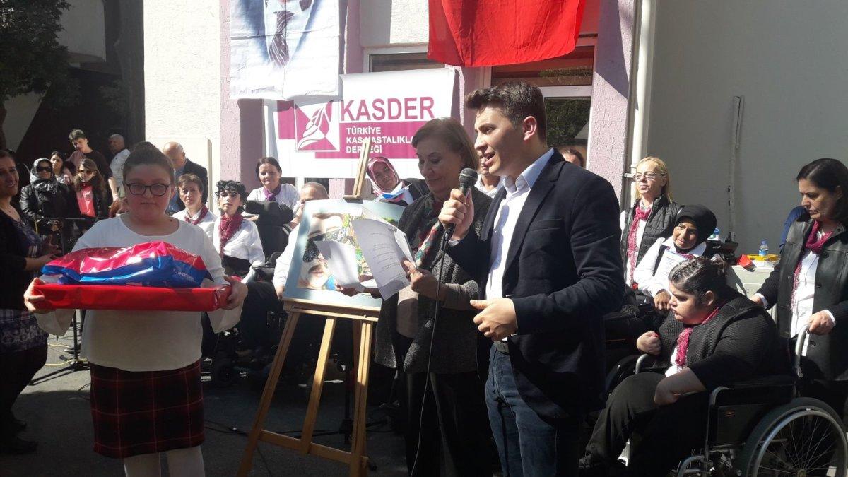 TLB'den Türkiye Kas Hastalıkları Derneği'ne ziyaret