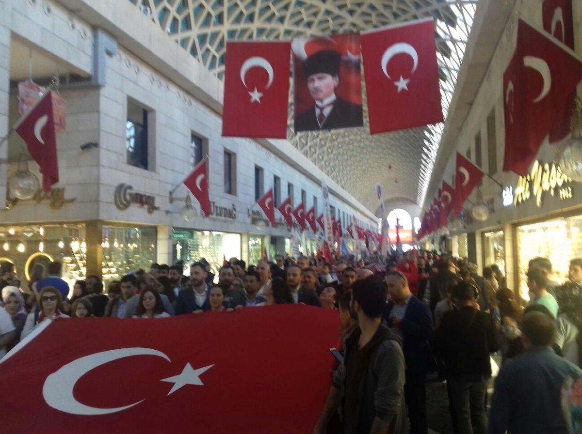 Bursa'da 23 Nisan çoşkusu