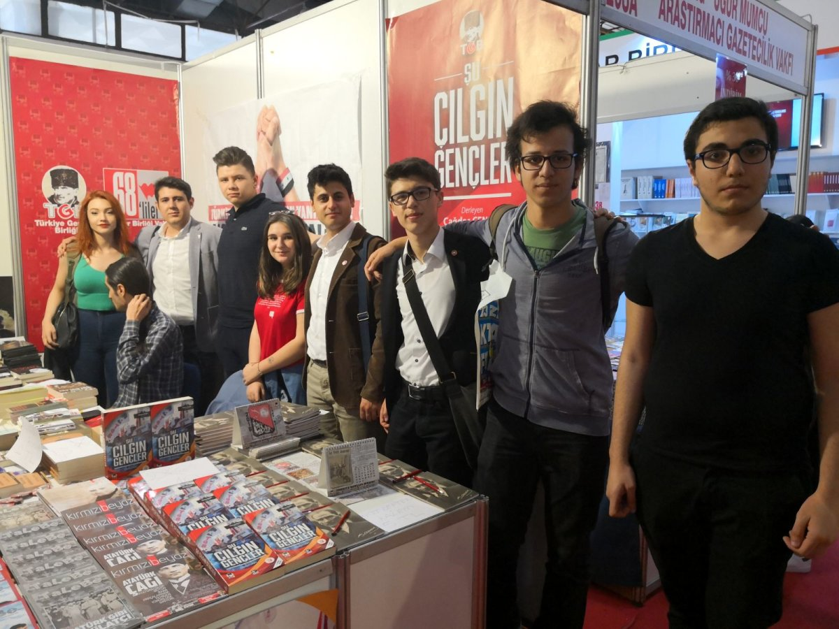 TLB İzmir 23. İzmir Tüyap Kitap Fuarı'na katıldı