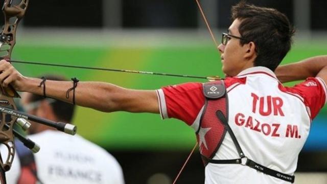 Milli Okçumuz Mete Gazoz altın madalya kazandı