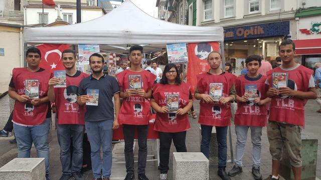 TLB İstanbul, yaz kampı çalışmalarını hızlandırdı