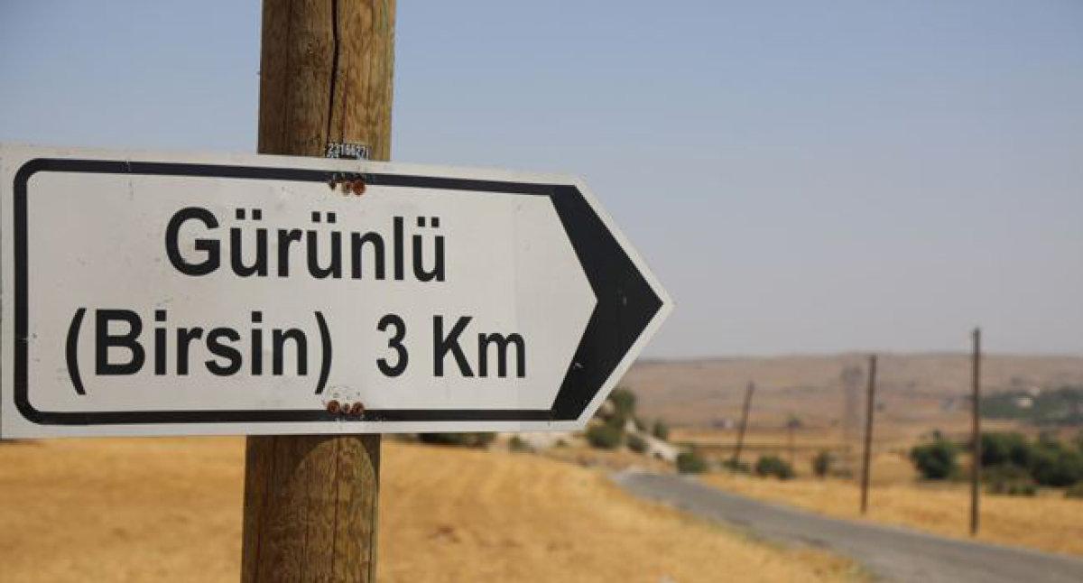 Diyarbakır'da Cumhuriyet köyü