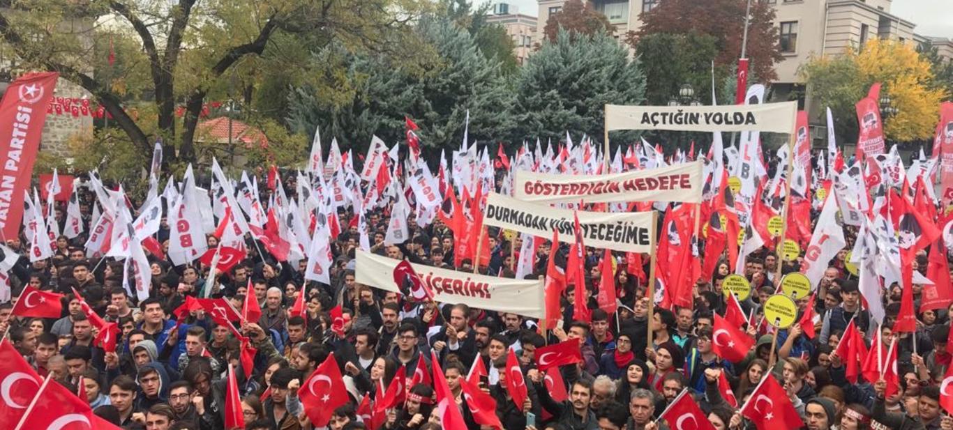 Türkiye Liseliler Birliği'nden MEB'e öneriler