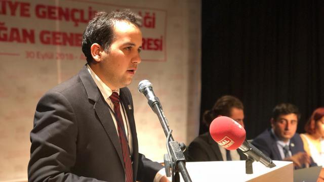 TLB Genel Başkanlığına Hakkı Erman Ergincan seçildi