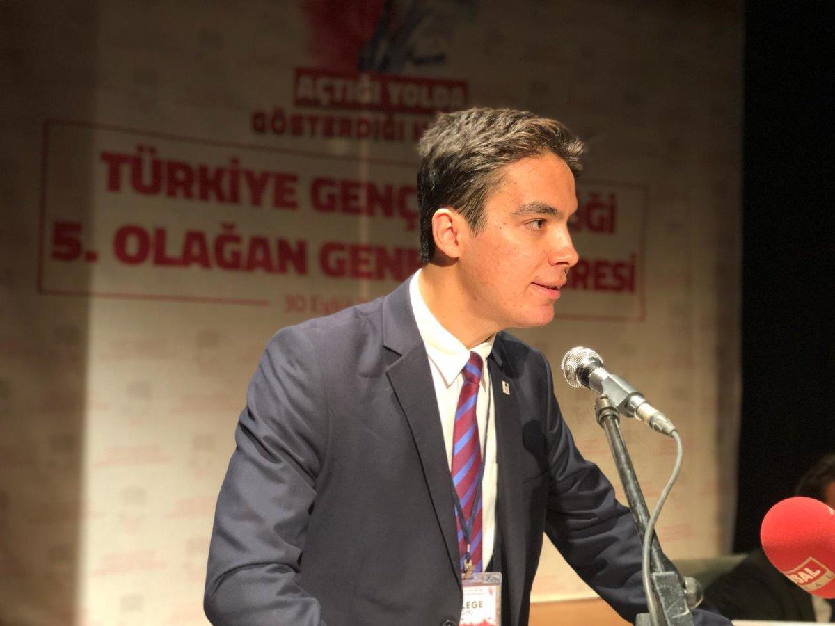 TLB Genel Sekreterliğine Furkan Kaplan seçildi