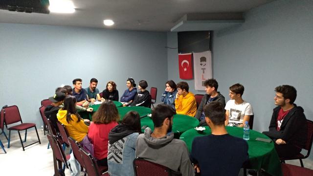 Sivas'ın teşkilatlı gençleri yeni döneme hazır!