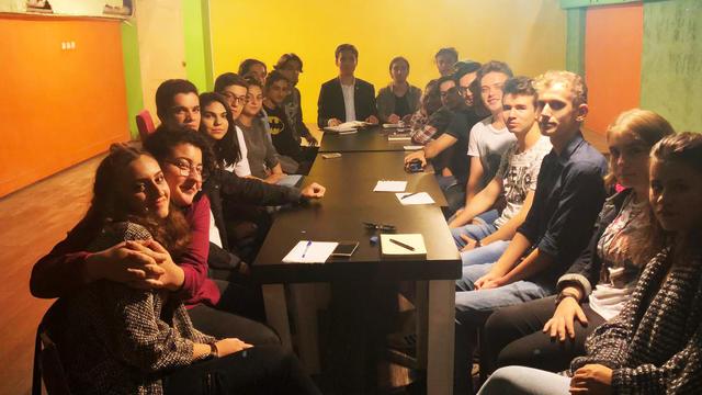 Kocaeli'nin Atatürkçü Liselileri TLB Çatısı Altında Buluşuyor