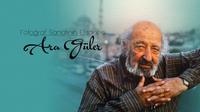 Ara Güler'in Objektifinden Hafızalara Kazınan Fotoğraflar