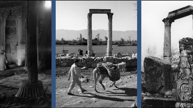 Ara Güler'in Gözünden Tüm Ayrıntılarıyla Aphrodisias 1958