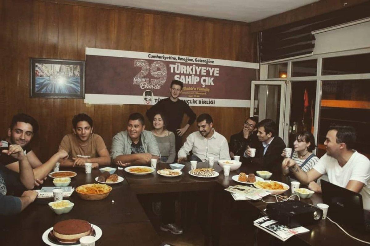 Ankara'da TLB 5. Yaş Kutlaması