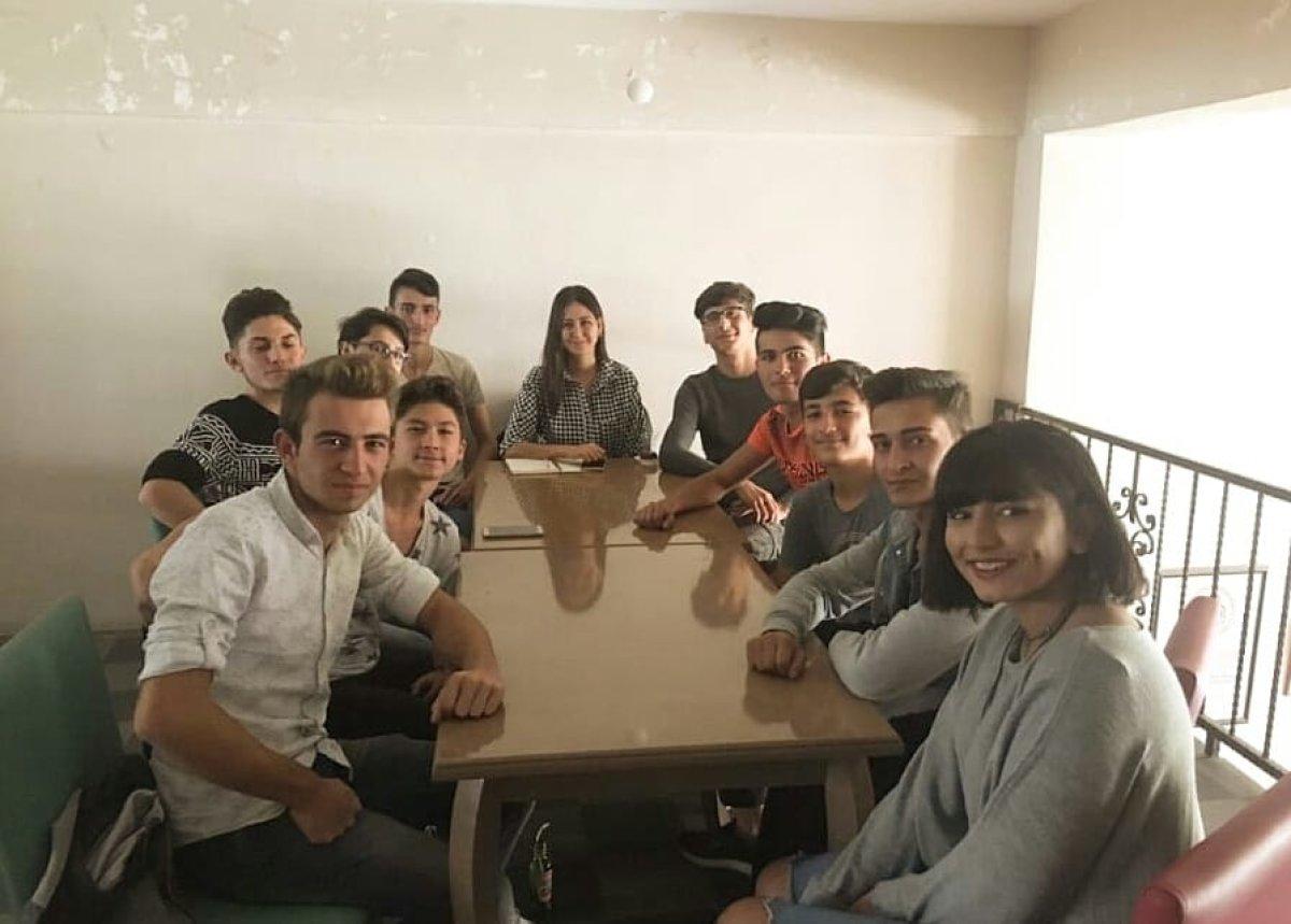 Yatağan'ın Liselileri TLB Çatısı Altında Birleşti