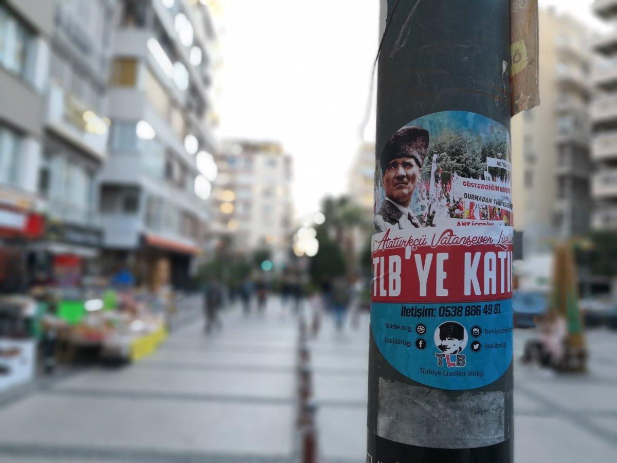 TLB İzmir, Atatürkçü Gençliğe Katılmaya Davet Ediyor