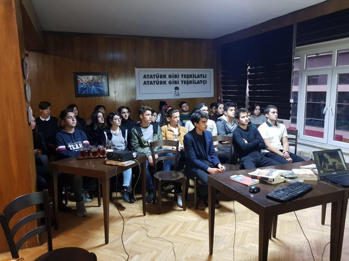 Ankara'da Atatürkçülük ve Teşkılatçılık Eğitimi