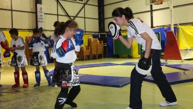 Çukurcalı Çocukların Hedefi Şampiyon Olmak
