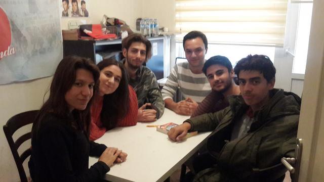 Ankaralı Liseliler TLB'de Buluşuyor