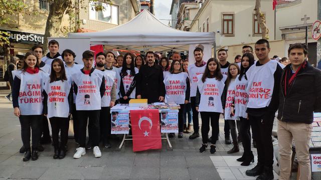 İstanbul'da Andımız Seferberliği