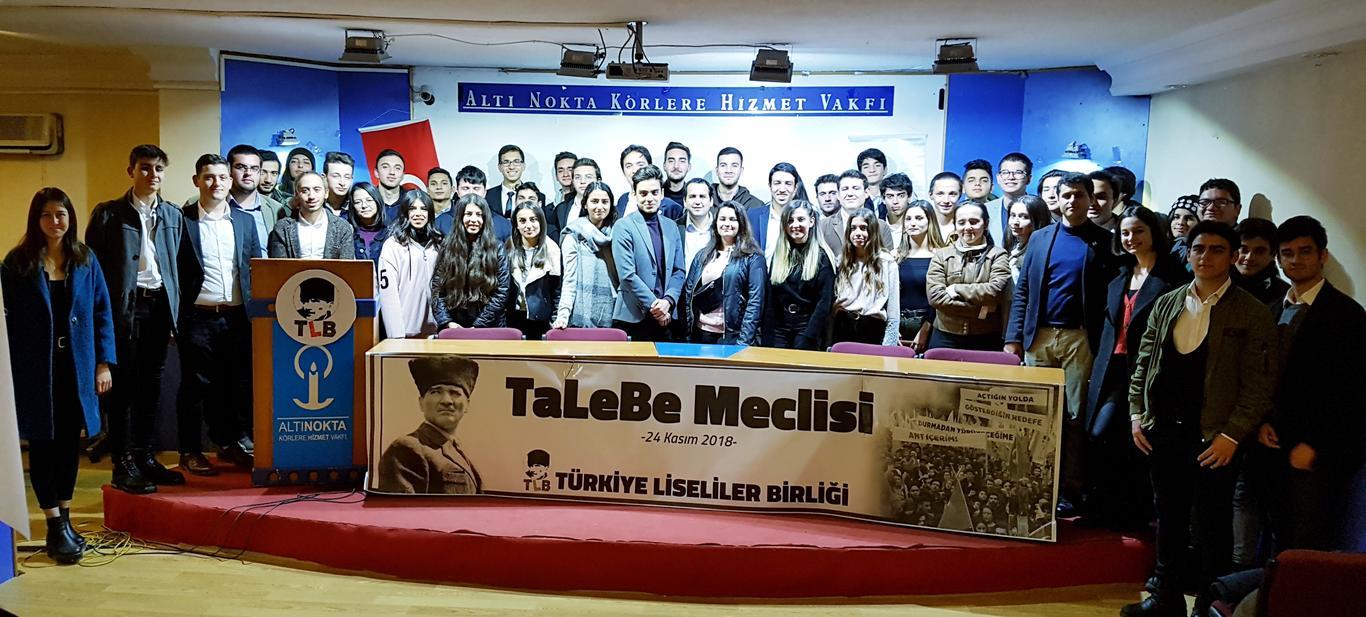 TaLeBe Meclisi Toplandı