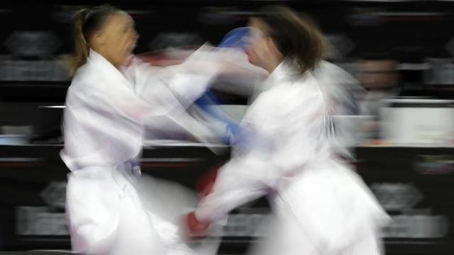 Balkan Karate Şampiyonası'nda 26 Madalya
