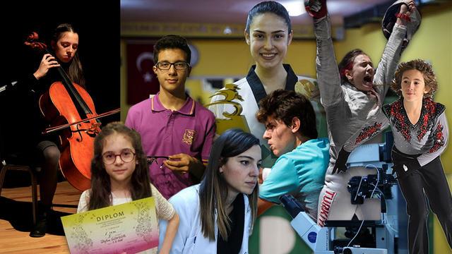 2018'de Başarılarıyla Göğsümüzü Kabartan Türk Gençleri