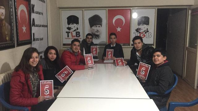 Muğla'da Atatürkçü Liseliler TaLeBe Okuyor