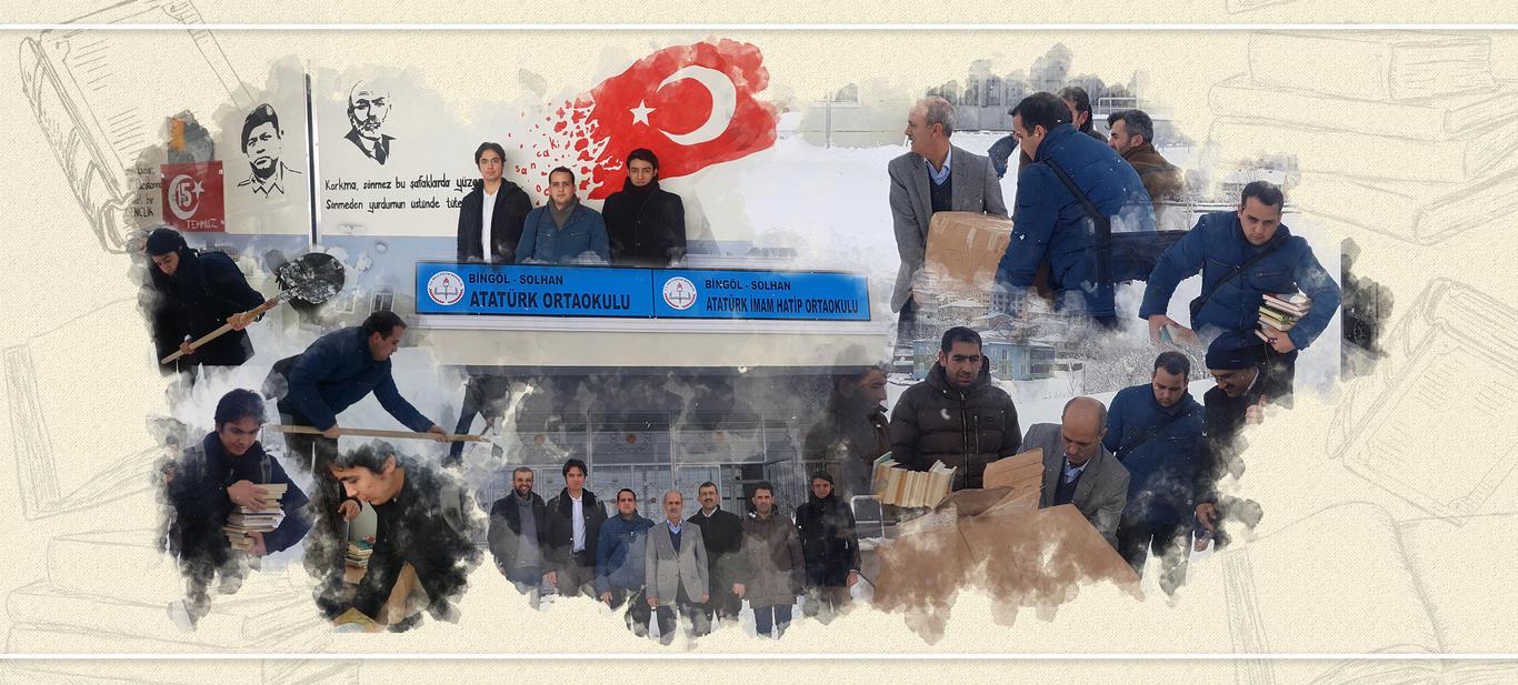 Bingöl'e Gelecek Köprüsü Kuruldu!