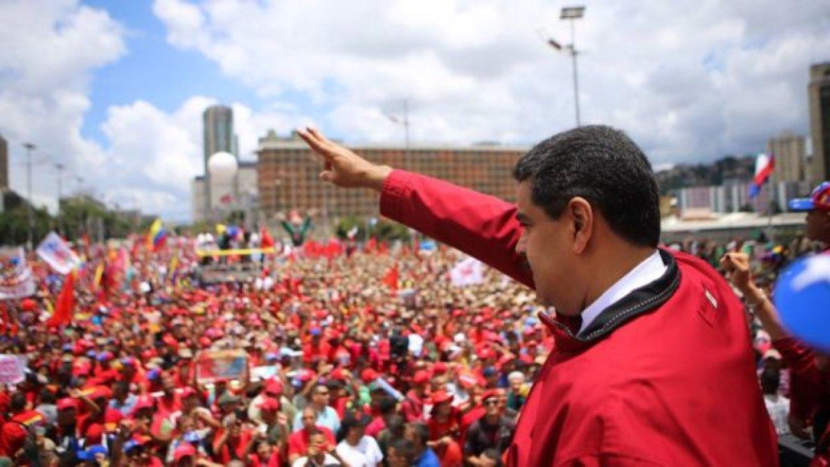 Emperyalizme Bir Tokat Daha: Venezuela