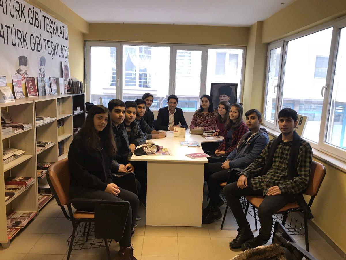 Edirne'nin Atatürkçü Liselileri TLB'de Birleşiyor