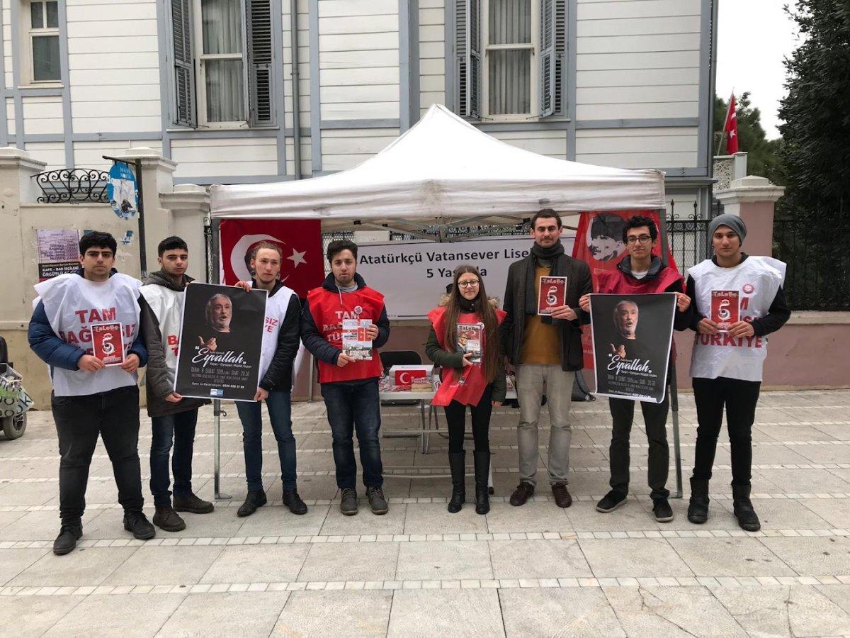 TLB İstanbul İl Örgütü 5. Yıl Rüzgarını Estiriyor!