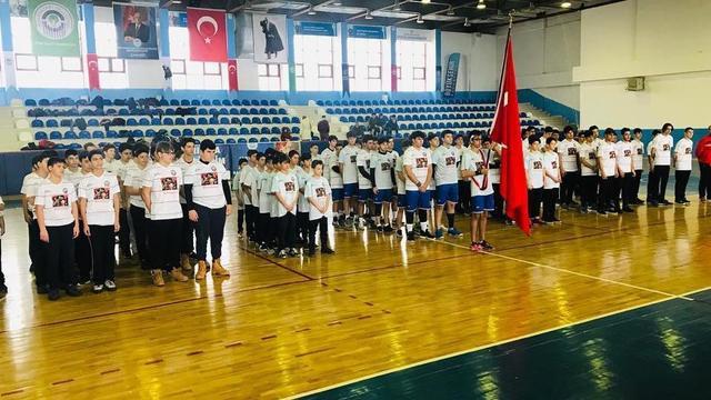 TaLeBe'lerin De Katıldığı 'Şehit Gaffar Okkan Hentbol Turnuvası' Tamamlandı