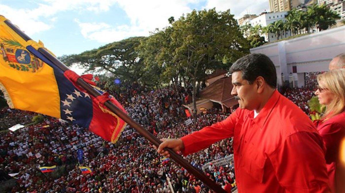 Haydut Trump Devrimci Maduro
