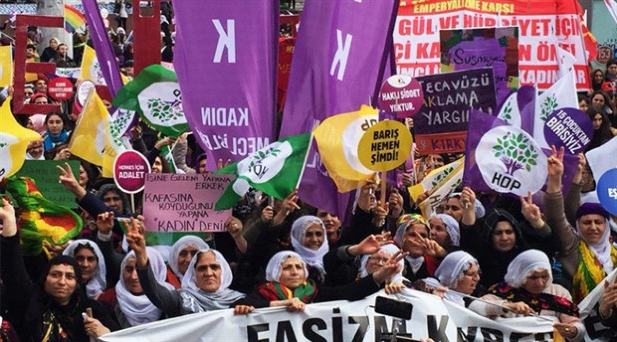 HDP'nin Sözde Kadın Özgürlüğü