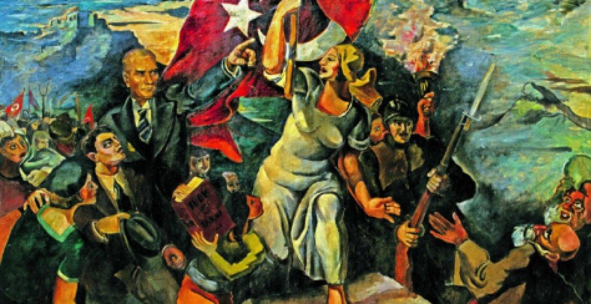 Türk Kadınının Kurtuluş Devrimi