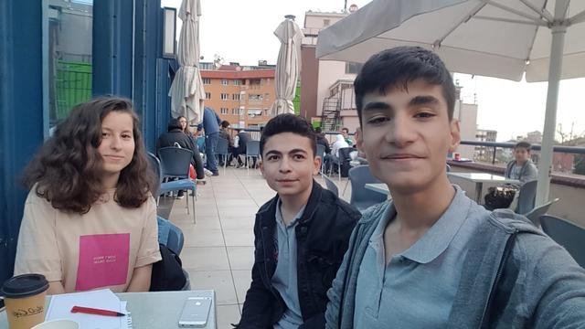 Ertuğrul Gazi Anadolu Lisesi Birim Örgütü Kuruldu!