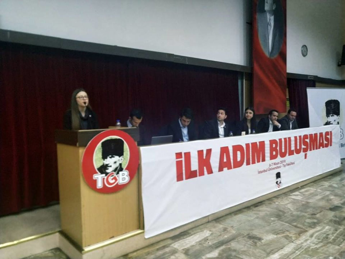 İstanbul İl Başkan Yardımcısı Dilara Ayaz