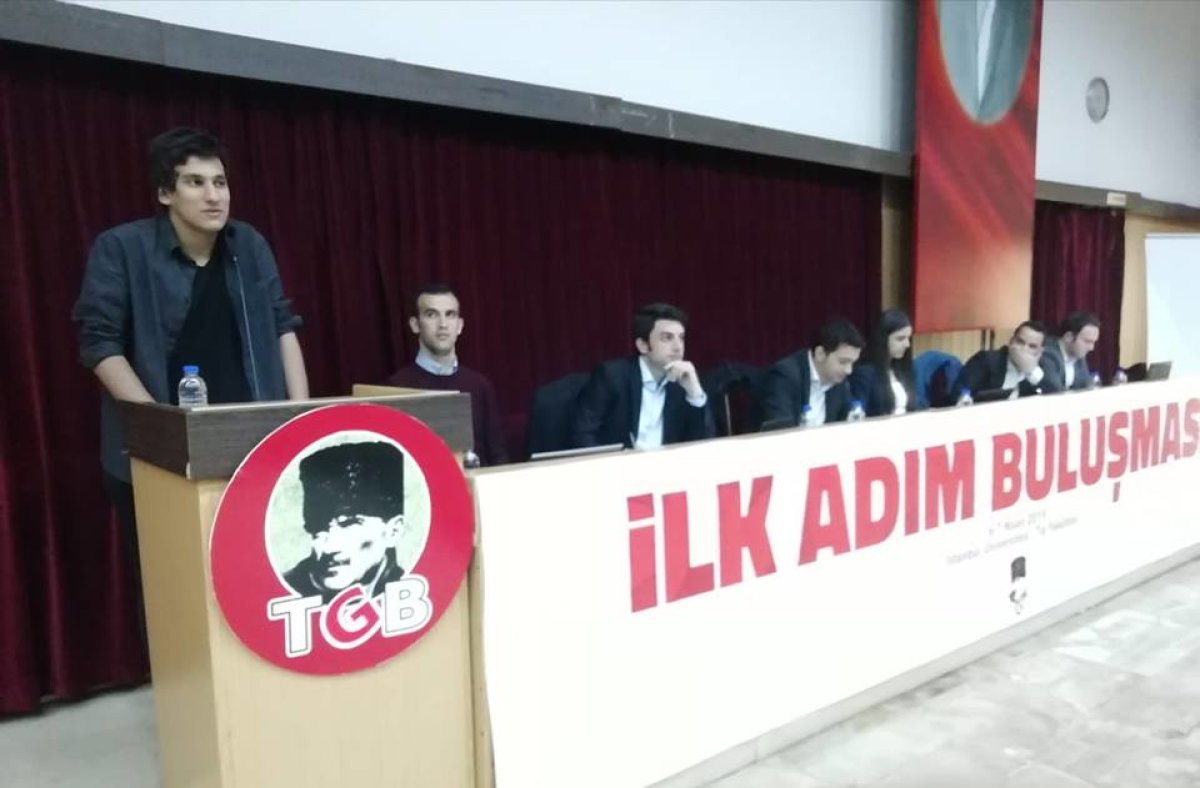 İstanbul İl Yöneticisi Can Kuytak