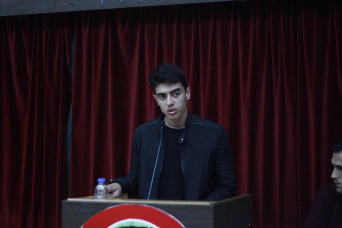 Ankara İl Yöneticisi Engin Kandemir