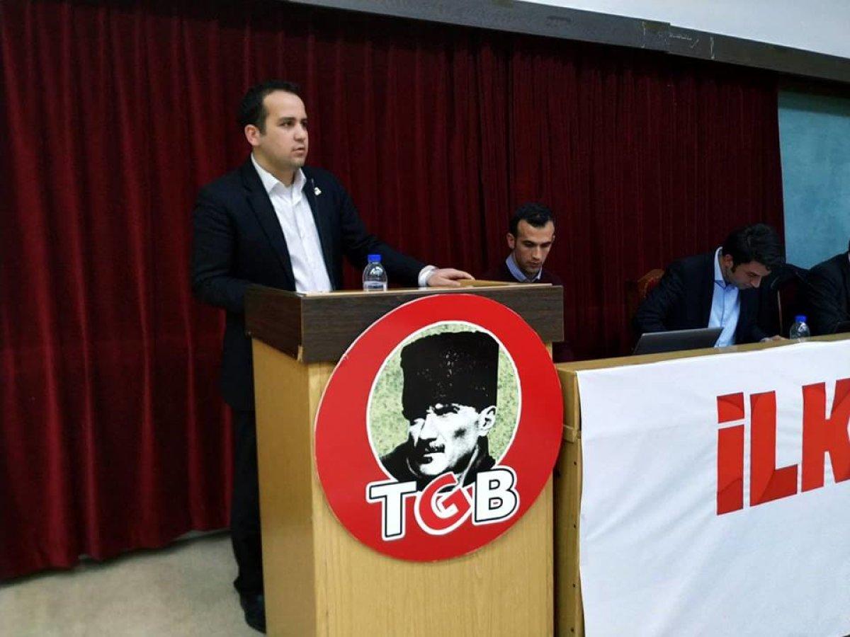 Genel Başkanımız Hakkı Erman Ergincan