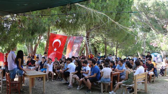 TLB Yaz Kampı Datça'da Başladı