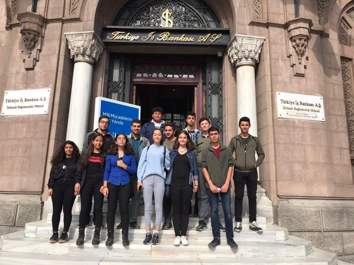 TLB Ankara'dan İktisadi Bağımsızlık Müzesi Gezisi