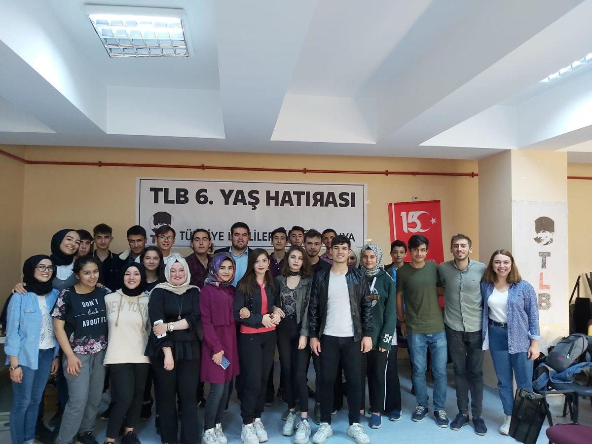 TLB Konya'dan 6. Yıl Kutlaması