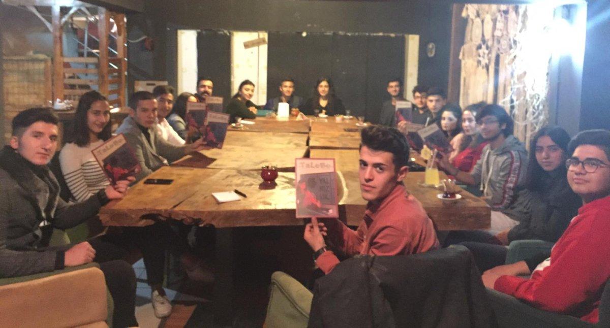 Sivas'ta TaLeBe'ler Buluştu!