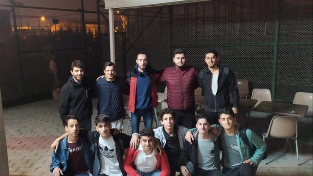 TLB Bursa Ara Tatili Sporla Değerlendirdi