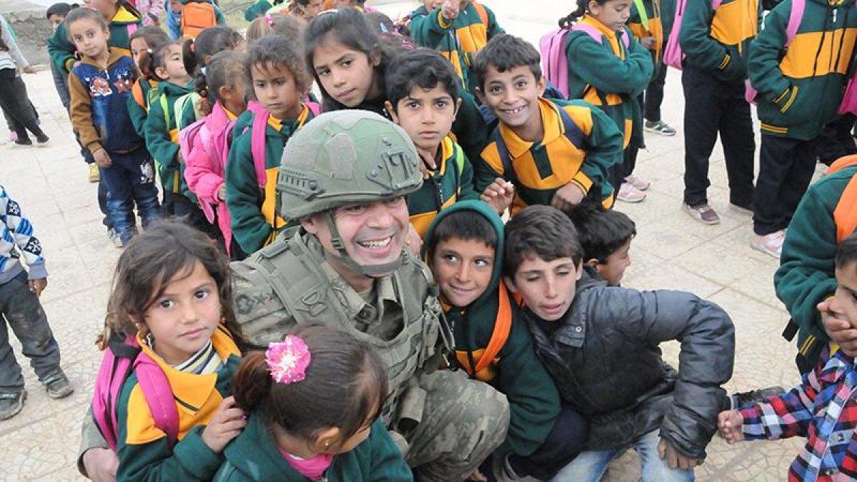 Terörden Arındırıldı İlkokul Açıldı