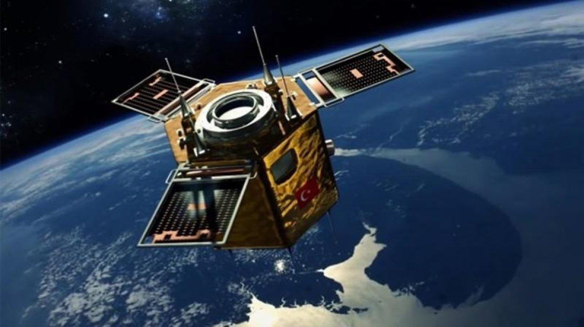 Türkiye'yi Uzaya Çıkaracak Atılım