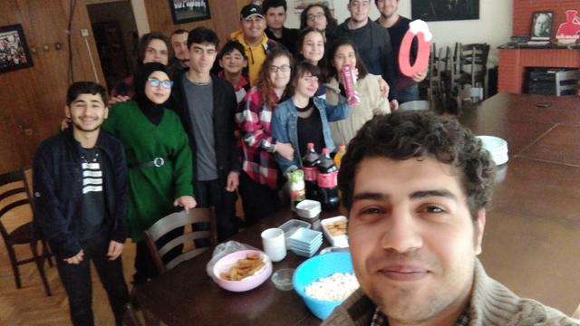 Ankara'da Yerli Malı Tüketildi