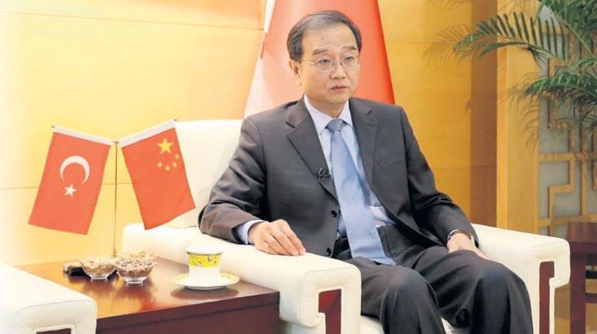 Çin Büyükelçisi: Koronavirüsün Üstesinden Geleceğiz